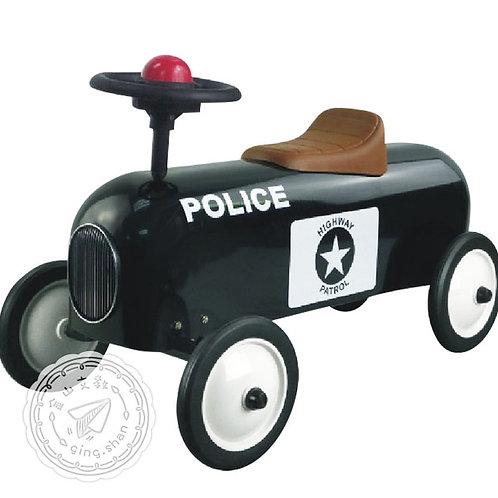 [編號: 21277-1 ] 復古警察滑步車