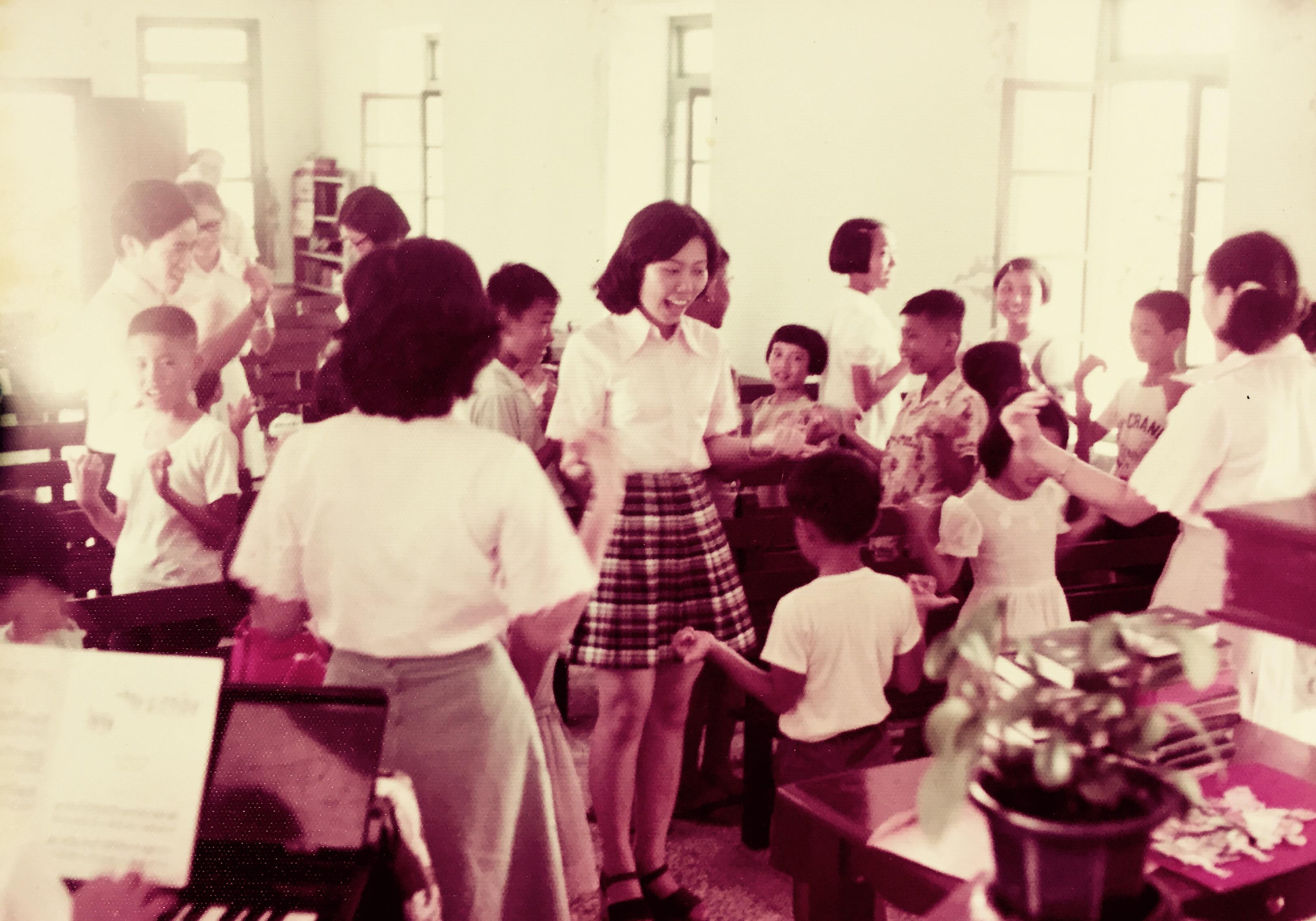 神學生時期:澎湖主日學