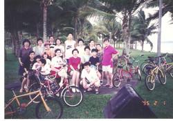 家族新加坡旅遊