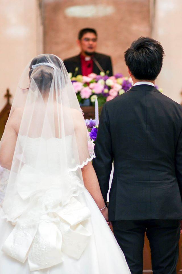 嘉俊&家如雙連結婚感恩禮拜記錄