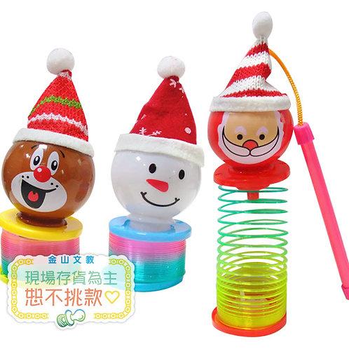 聖誕彈簧燈籠