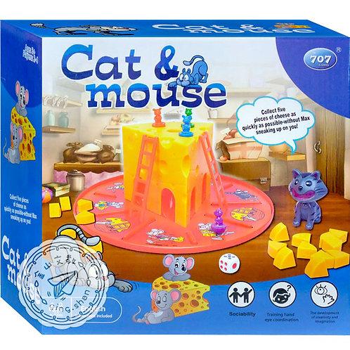 貓捉老鼠桌遊