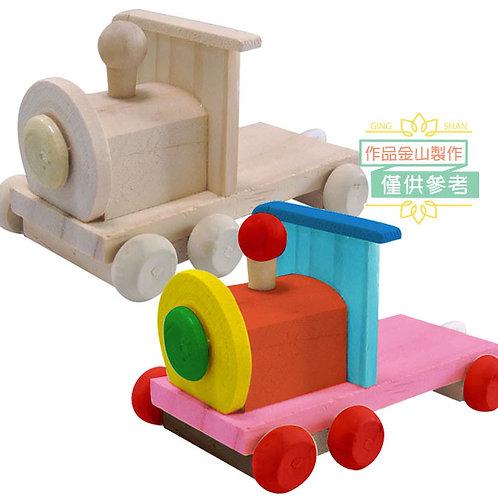 彩繪火車頭