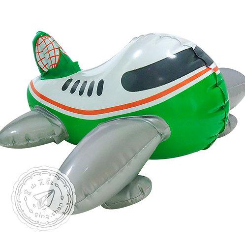 Q版充氣飛機