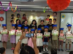 2014 幼組畢業典禮
