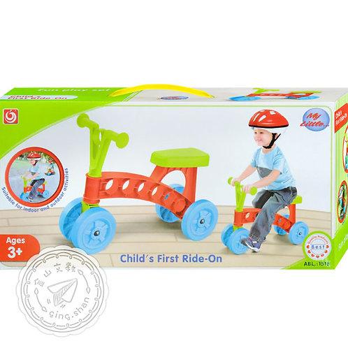 [編號: 21276-2 ] DIY兒童學步車