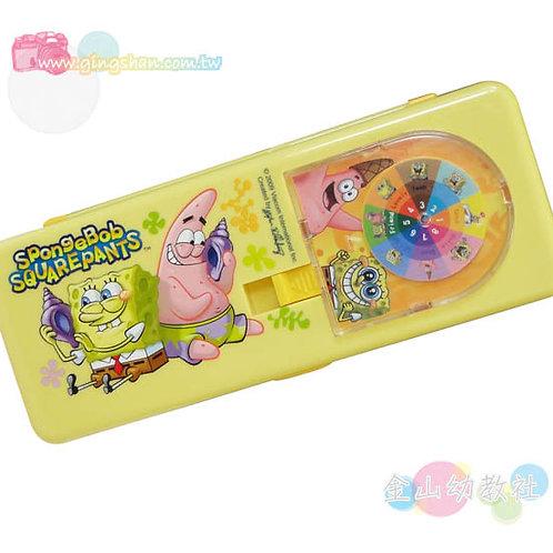 [編號: 30192 ]海綿寶寶轉輪筆盒