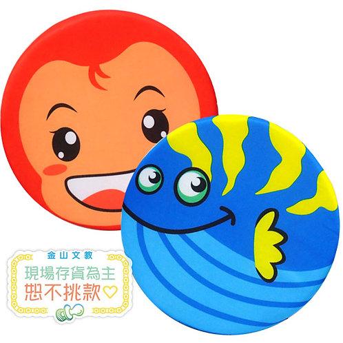 動物海綿飛盤