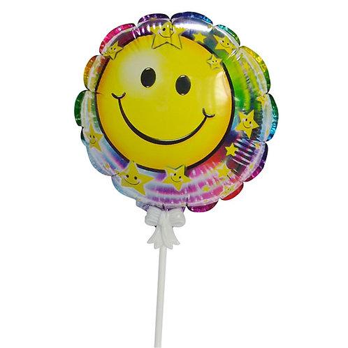 自動充氣笑臉氣球