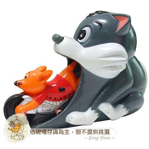 貓捉老鼠摩托車
