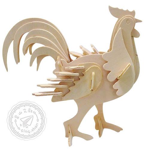 DIY公雞