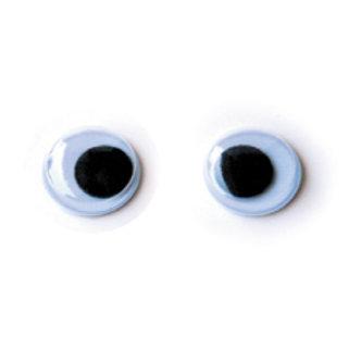 0.7公分活動眼睛