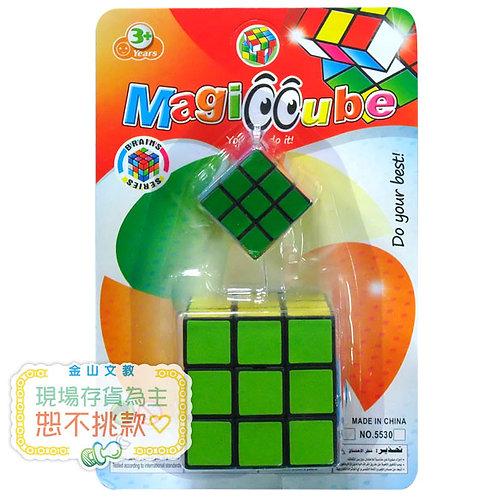 [編號: 50557-1 ] 魔術方塊(1大1小)