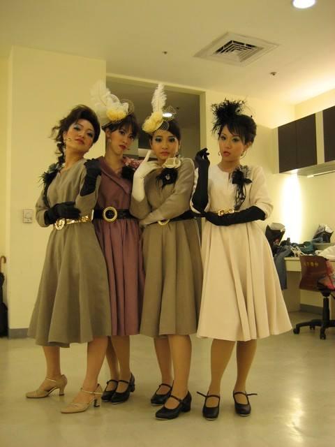 2007 音樂劇表演