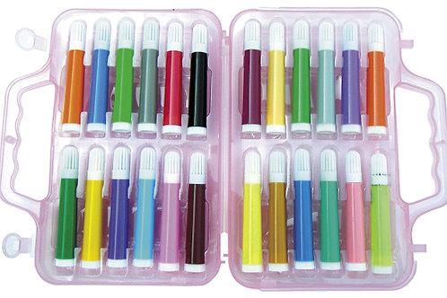 [編號: 30106 ]24色盒裝彩色筆