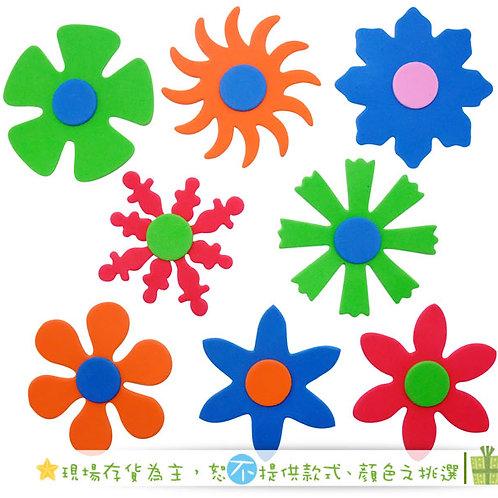 [編號: 60215-9 ] EVA綜合造形貼花