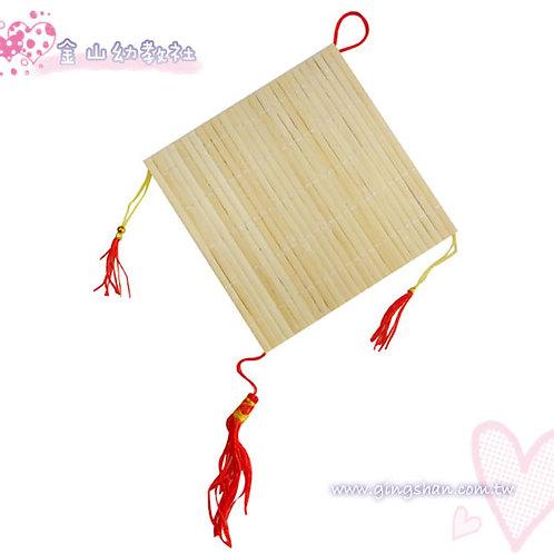 DIY竹簾吊飾
