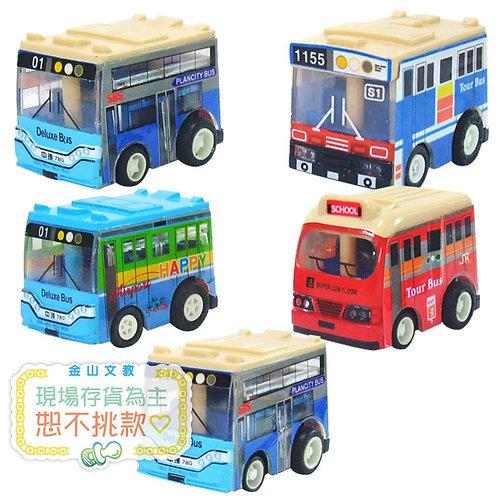 [編號: 50490 ] 迴力小巴士10入