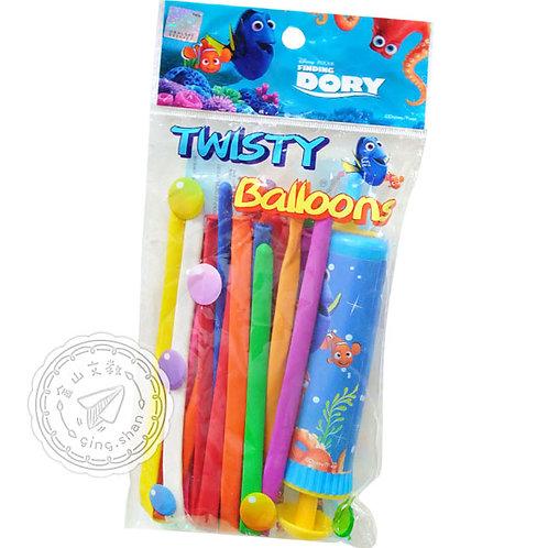 多莉氣球打氣組