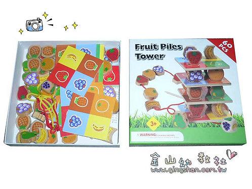水果疊疊樂