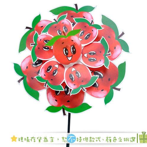 [編號: 60630-1 ]水果風車