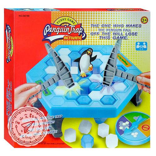 企鵝敲冰桌遊