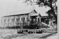 基督長老教會雙連教會禮拜堂全景