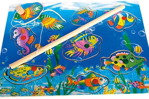 木板釣魚組(1)