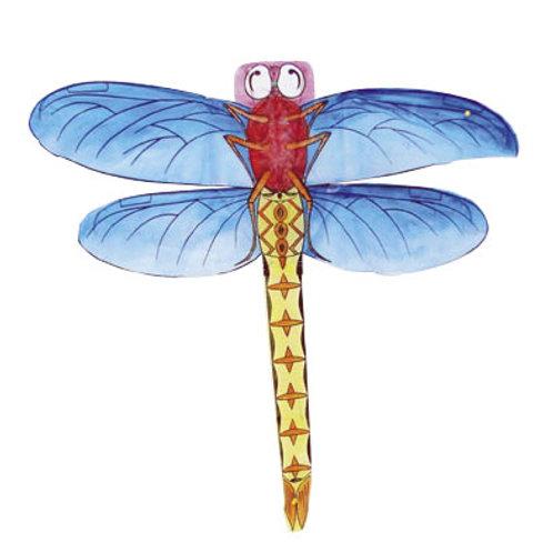 彩繪蜻蜓風箏(含線)