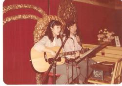 台北易百拉西餐廳駐唱