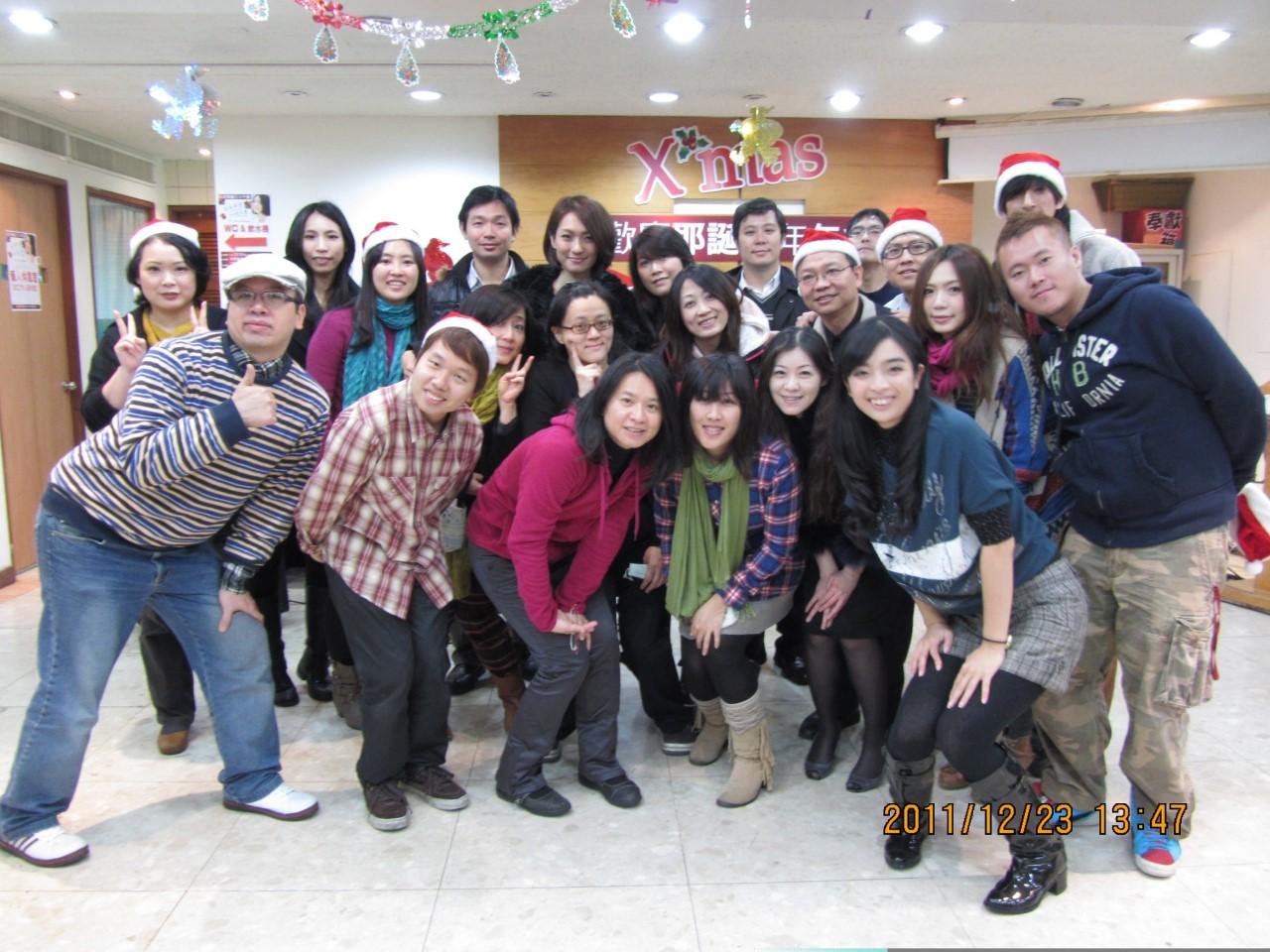 東森天堂小組|聖誕節慶活動