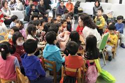 雙連兒童主日學:說故事媽媽