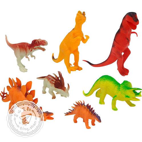 7入裝恐龍包