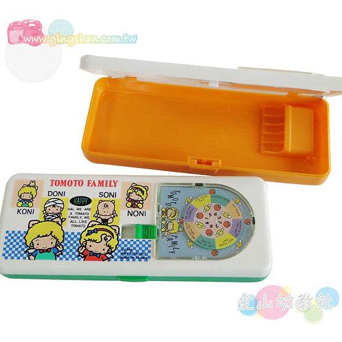 [編號: 30192-1 ]寶寶轉輪筆盒