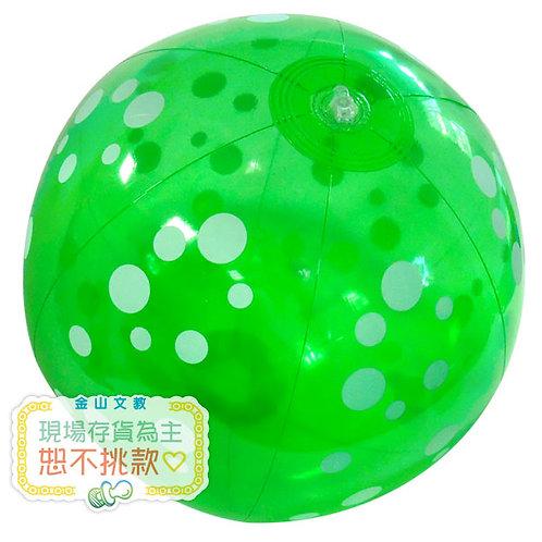 [編號: 21200-3 ] 圓點沙灘球
