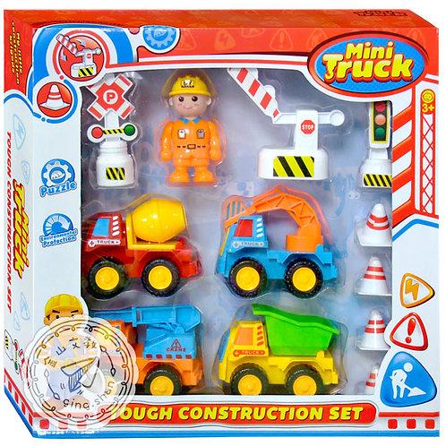 工地工程車組