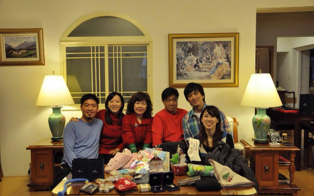2010 聖誕節家庭聚會