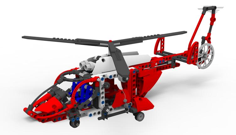 Lego Technic 8068