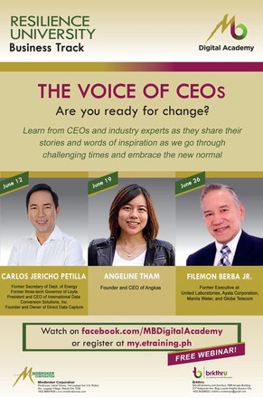 The Voice of CEOs