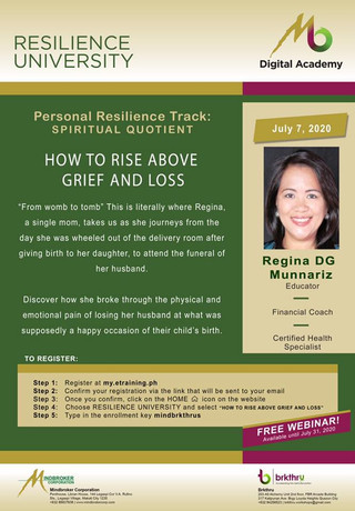 How to Rise Above Grief and Loss