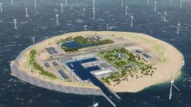 The North Sea Wind Power Hub after the COVID-19 - Yazgı Nur Akın