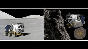 Asteroid Mining Overview - Hande Mert