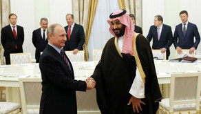 Oil Diplomacy Between Russia and Saudi Arabia - Batuhan Özkan