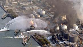 Fukushima Nuclear Disaster - Atahan Tümer