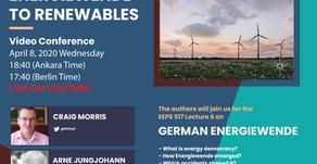 Energiewende Conference - Gökberk Bilgin