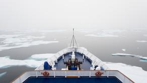 Historic Voyage in the Arctic - Başak Bozoğlu