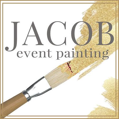 Live Wedding Painting, live wedding painter, Florida live wedding painter