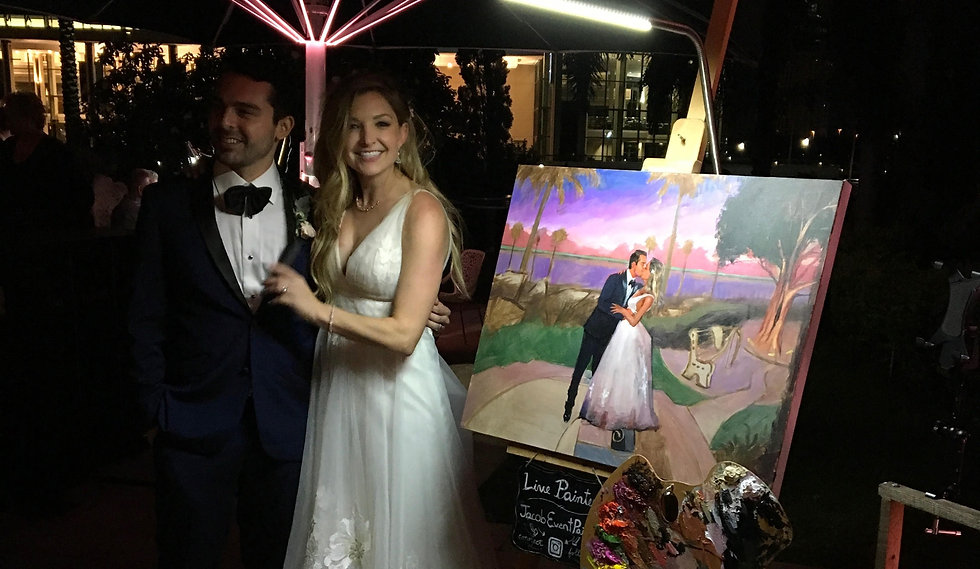 live wedding painting live wedding painter wedding artist wedding painter event painter wedding painting engaged couple bride groom wedding Jacob Event Painting Jacob James Neagle wedding ceremony wedding reception the dali museum wedding tampa wedding wedding first dance first kiss florida wedding wedding vendor wedding gift unique wedding gift