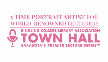 ringling college library association town hall lecture series