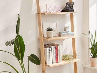 5 Book Shelves Creative Design